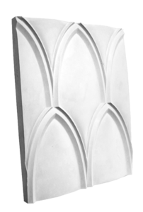 Panel 3D Molde