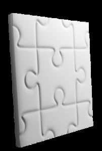 Panel 3D Puzzle